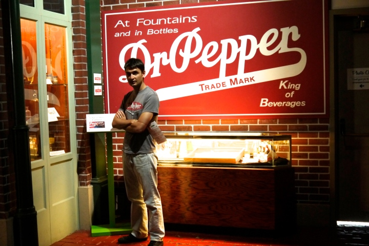 Dr Pepper Museum, Waco, Texas