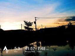 วิ่งวันที่ 5